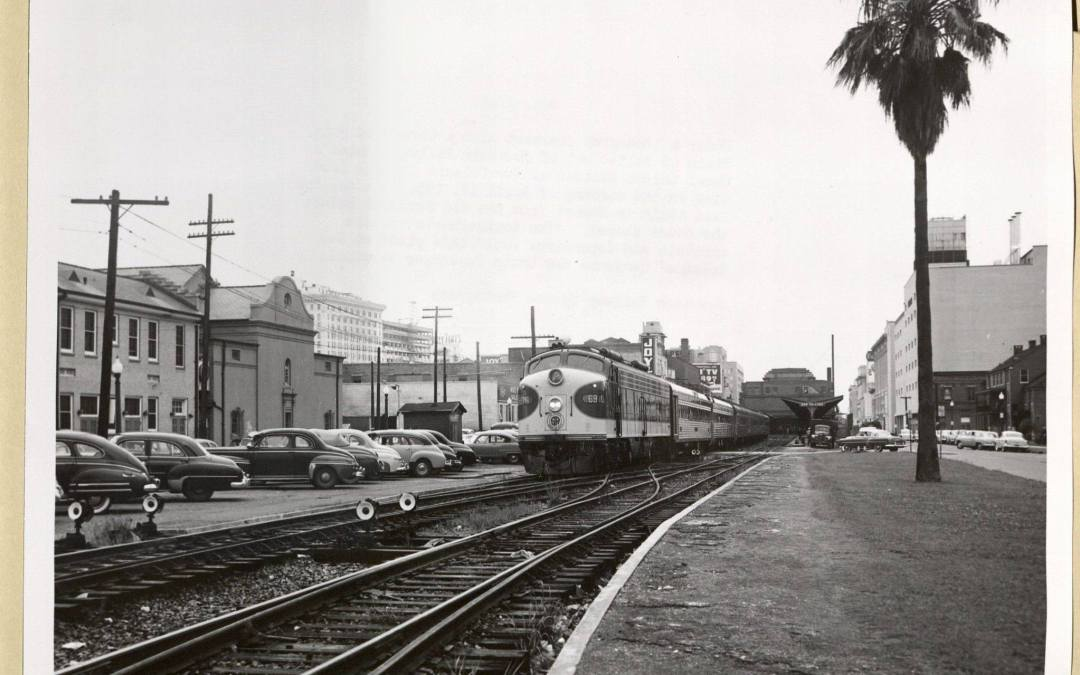 Terminal Station on Canal Street fades into history – April 16, 1954