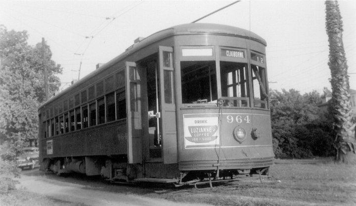 Streetcar Saturday – S. Claiborne – Uptown Backatown