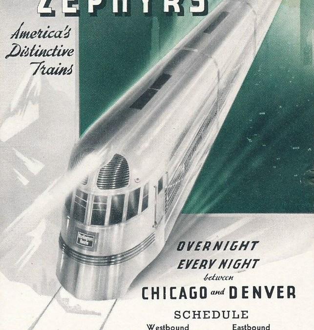Denver Zephyr and Minor League Baseball #TrainThursday