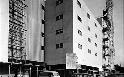 Krauss Service Building, 28-February-1951