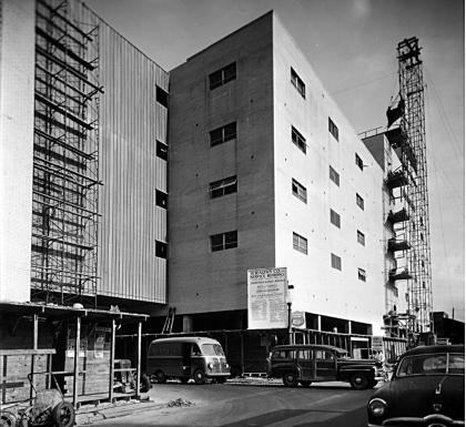 krauss service building
