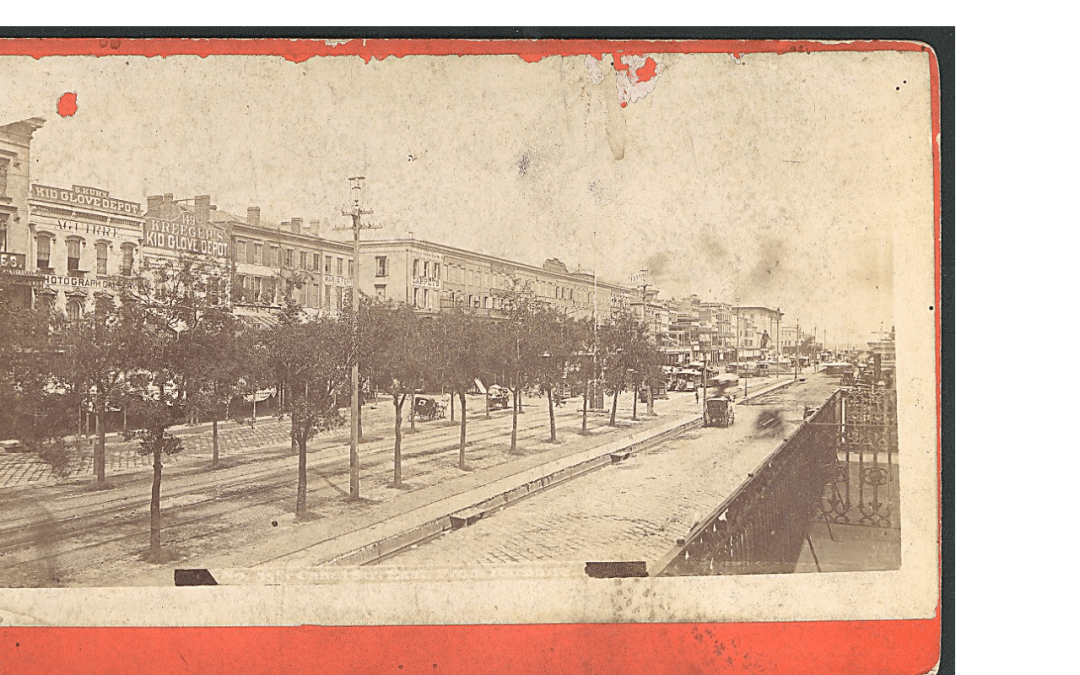 Canal Street, 1890s