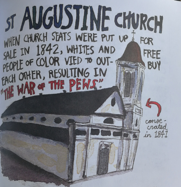 St. Augustine Catholic Church in the Treme – Podcast!