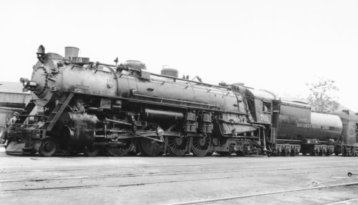Southern Pacific Argonaut