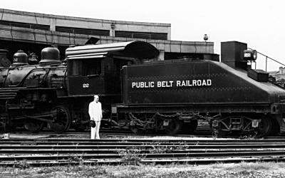 New Orleans Public Belt 1941 #TrainThursday
