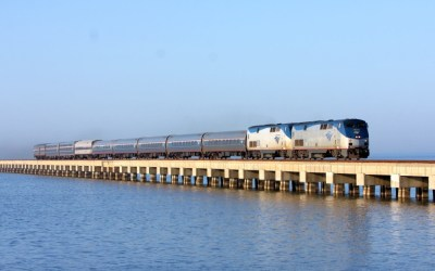 Norfolk Southern Lake Pontchartrain Bridge – longest in the world