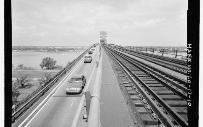 Huey P. Long Bridge HAER survey – Library of Congress