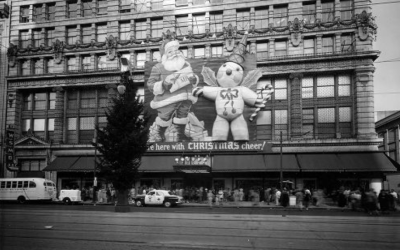 Mr. Bingle 1952 – Maison Blanche Canal Street