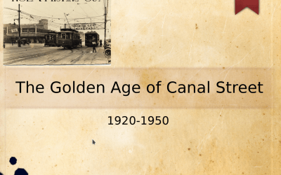 Zoom Talk 2020-03-19 – Golden Age of Canal Street