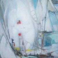CONIGLIANO | Les Regates | Nolan-Rankin Galleries - Houston