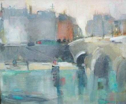 CONIGLIANO | Pont Neuf | Nolan-Rankin Galleries - Houston