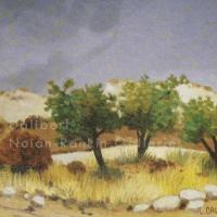 Dalibert NR2290 Les Herbes Seches 3 F 11 x 9