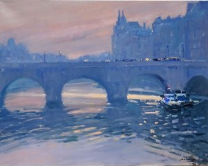 Nolan-Rankin Galleries - Houston | José Salvaggio | Pont Neuf