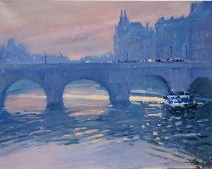 Nolan-Rankin Galleries - Houston   José Salvaggio   Pont Neuf