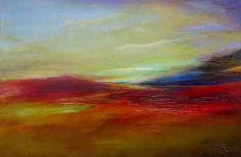 Emerald Mist | Michael Ethridge | Nolan-Rankin Galleries - Houston