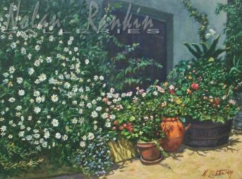 Summer in Provence | Manes Lichtenberg | Nolan-Rankin Galleries - Houston