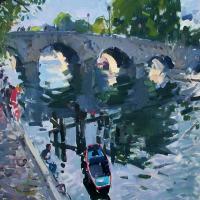 Pont Marie | Paul Jean Anderbouhr | Nolan-Rankin Galleries - Houston