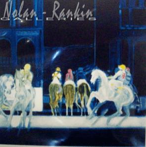 lithograph | Paddock | Paul Ambille | Nolan-Rankin Galleries - Houston