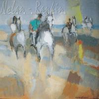En Carmague | Conigliano | Nolan-Rankin Galleries - Houston