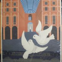 Orient Express poster | Milano | Fix-Masseau