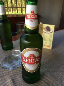 Banja Luka's home-brew - Nektar