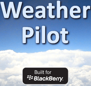Weather Pilot 10 is officially a Built for BlackBerry application