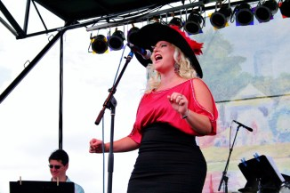Jayna Morgan & the Sazerac Sunrise Band