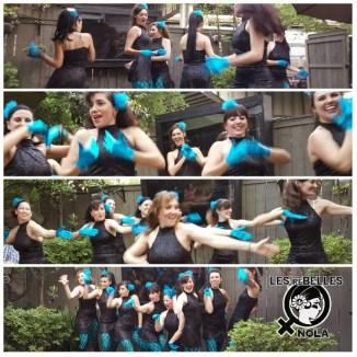 Les ReBelles New Orleans Dance