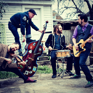 New Orleans Rockabilly