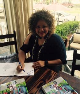 First Nola The Nurse book signing