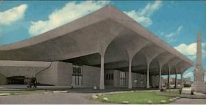 The Rivergate Convention Center