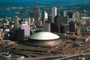 The Louisiana Superdome