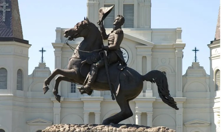 Statue of Andrew Jackson - commons.wikimedia.org