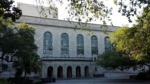The New Orleans Municipal Auditorium