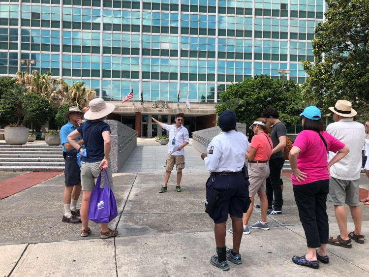 the new orleans architecture foundation s poydras tour is great