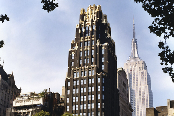 Bryant Park Hotel Website