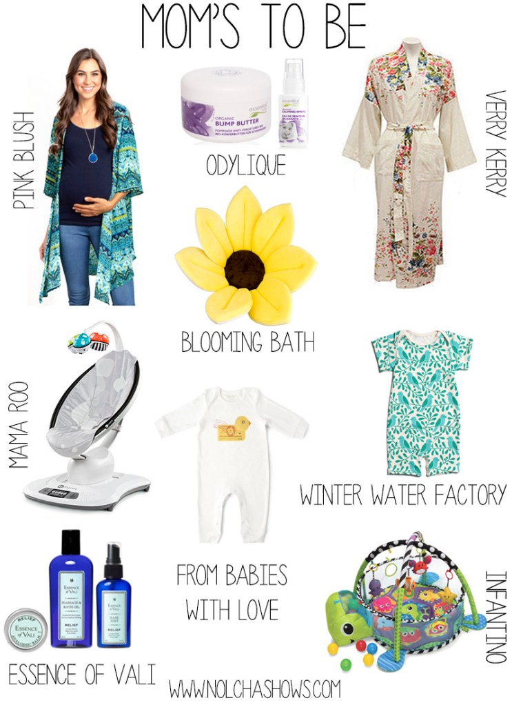 Monday Must Haves Moms to be