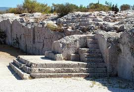 PNYX, BHMA=STEP, The place from where the Greeks ruled the ancient world!