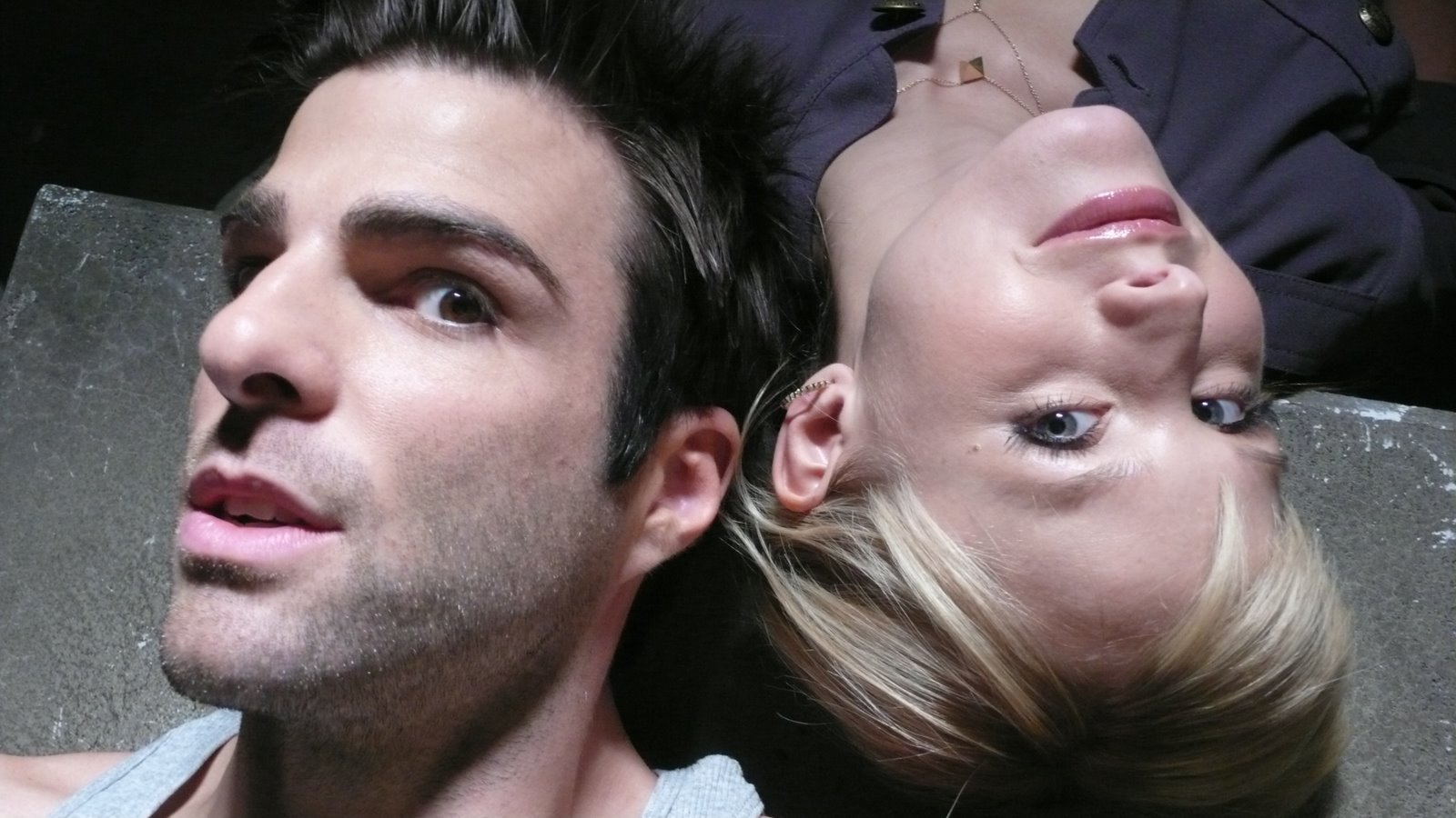Sylar & Elle, made for each other, from fanpop.com