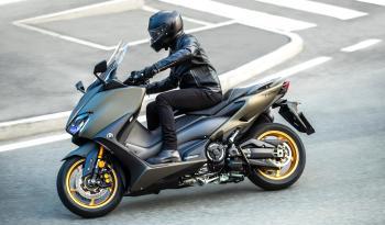Yamaha T-max pieno