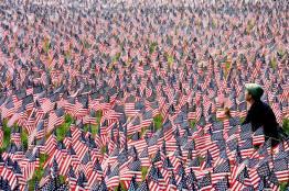 Memorial Day on the Boston Common