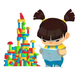 Baby Us: Block Girl