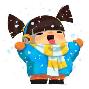 Baby Us: Snow Girl