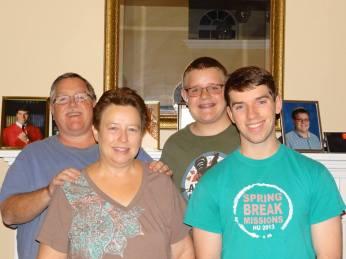 McGarvey family