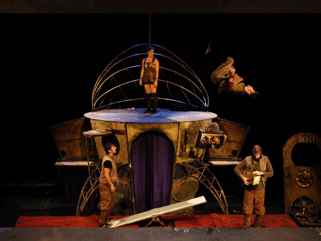 Circo en Camas