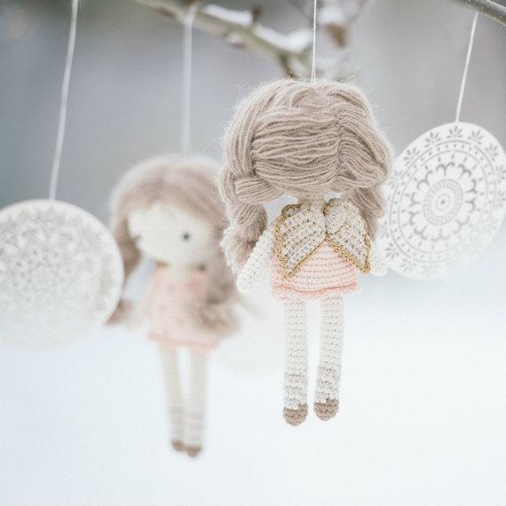 Bộ sưu tập amigurumi len móc của nhà thiết kế Lilleliis