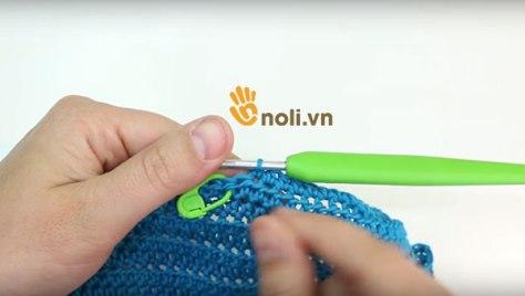 [Video] Hướng dẫn làm croptop len móc đơn giản mà đẹp