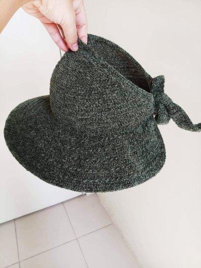 hướng dẫn móc mũ hở chóp của tác giả Thị Tồ