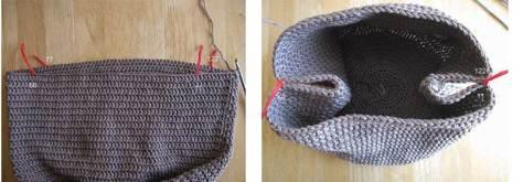Hướng dẫn móc mẫu túi con cú cho bé