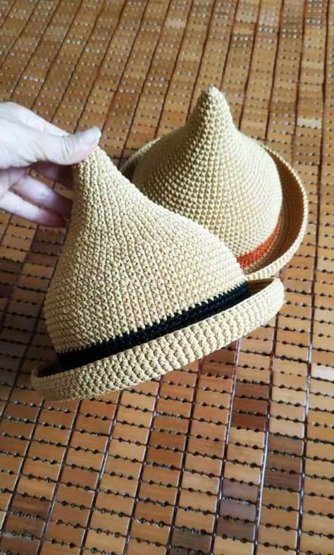 Hướng dẫn móc mũ củ tỏi